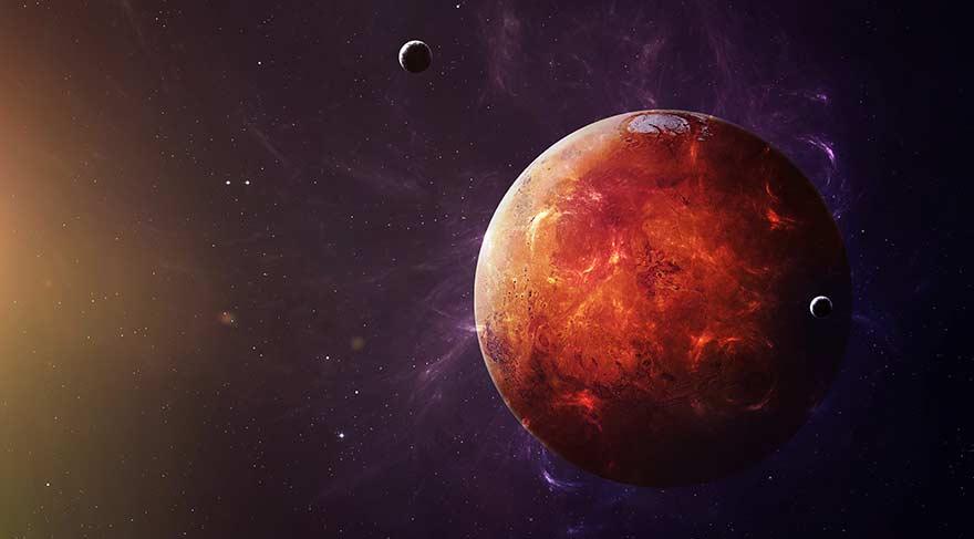 Ukraynalı bilim insanı: Para verilirse, Mars'a insan gönderebiliriz