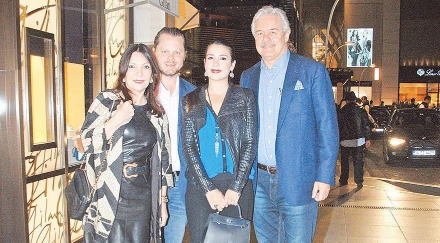 Kont ile kontes İstanbul'da