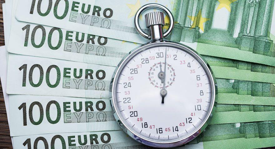 Merkez'e euro getiren kârı götürdü