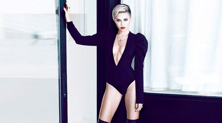 Miley Cyrus'tan şok itiraf!