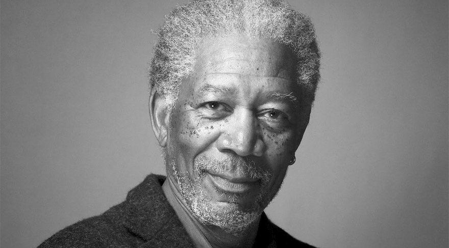 Morgan Freeman aşure duasında