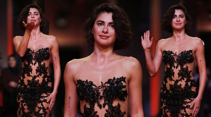 Nesrin Cavadzade Antalya Film Festivali'ne damga vurdu