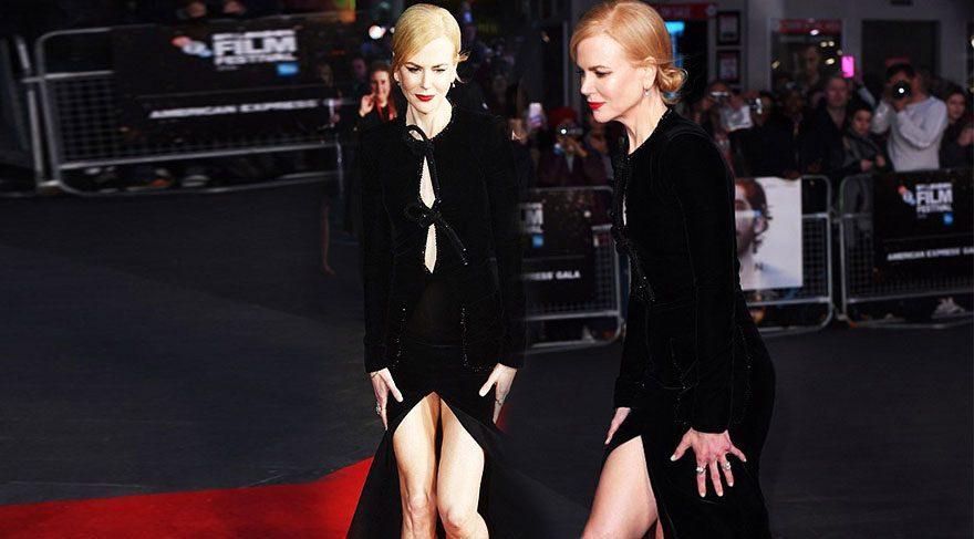 Nicole Kidman Londra Film Festivali görünümü