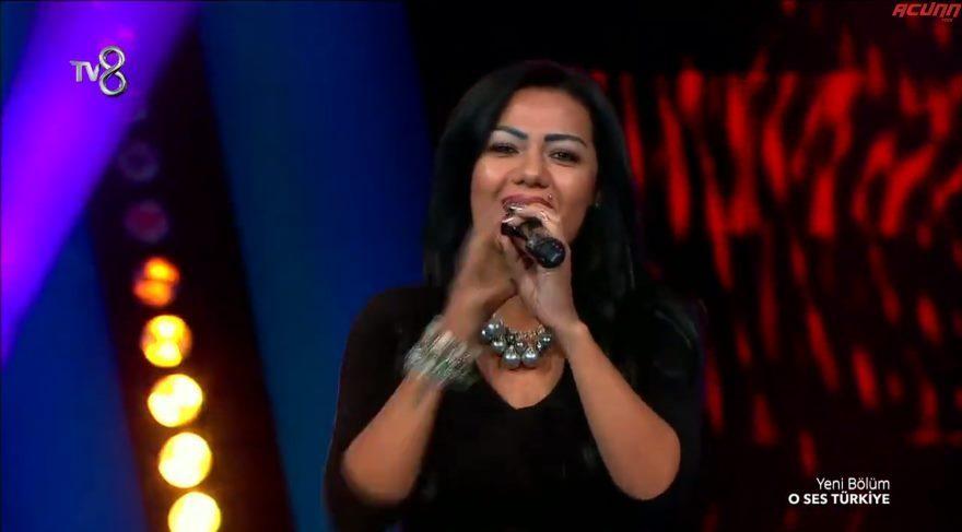 O Ses Türkiye gecenin performansını izle: Nişana Alimova – Inta Ehy