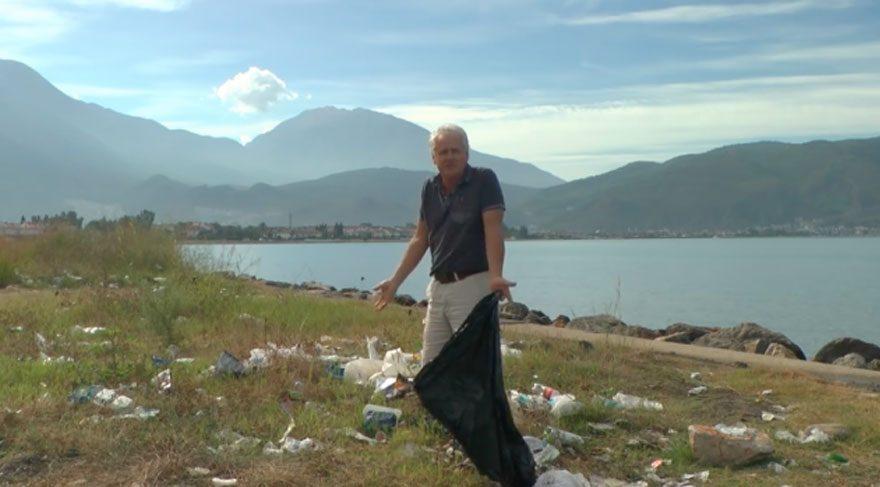 Mick Amca'dan çöp isyanı