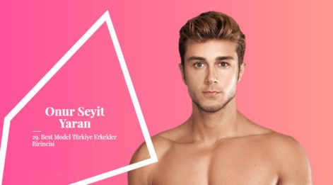 Best Model Of Turkey birincisi Onur Seyit Yaran kimdir?