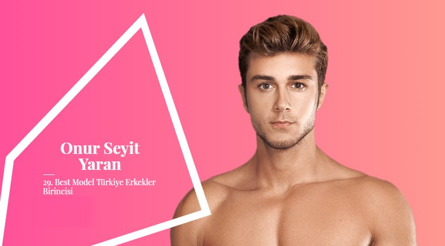 Best Model Of Turkey birincisi Onur Seyit Yaran kimdir?
