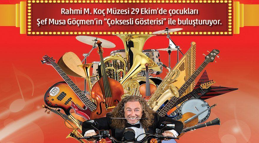 Rahmi M. Koç Müzesi'nden Cumhuriyet daveti