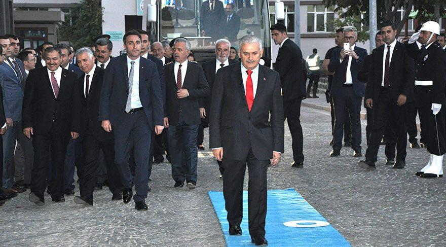 Başbakan Binali Yıldırım: AKP'nin de bir ömrü var