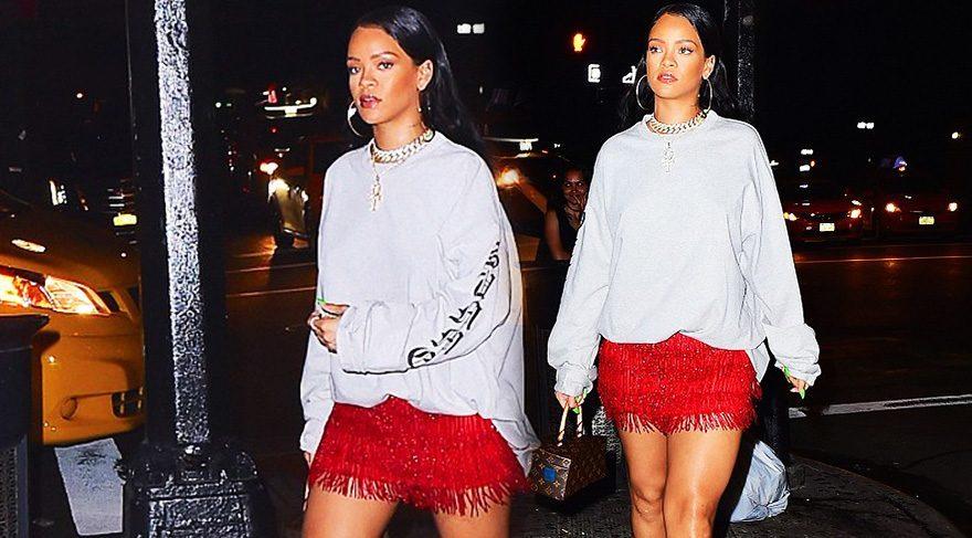 Rihanna'dan manidar paylaşım