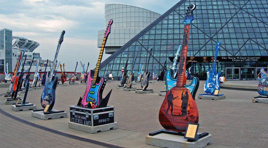 Rock & Roll Hall of Fame'in 2017 adayları açıklandı