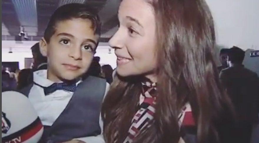Yılmaz Erdoğan'ın oğlu Rodin'den Beşiktaş itirafı