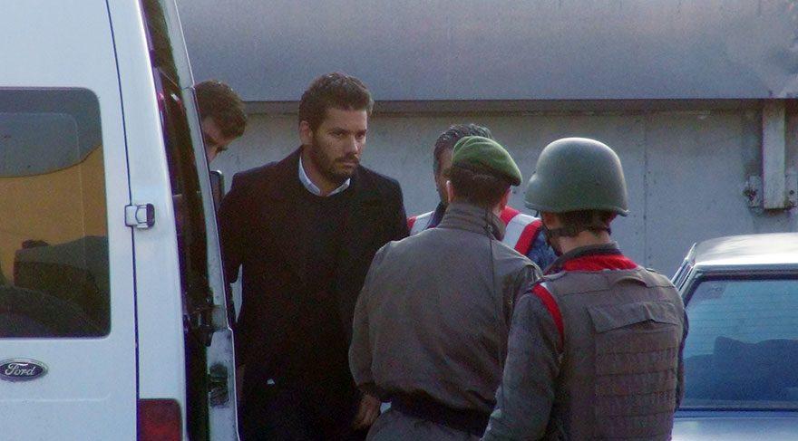 Son dakika haberi… Rüzgar Çetin'e yurt dışı yasağı konuldu
