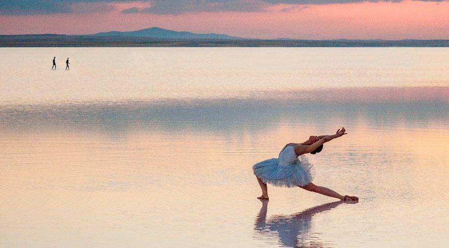 Tuz Gölü'nün eşsiz güzellikleri 'Salt Tuz' fotoğraf sergisinde