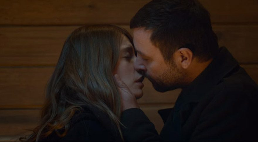 Serenay Sarıkaya ve Nejat İşler'in öpüşmesinin değeri 1 milyon TL!