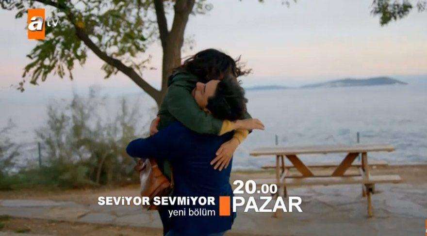 Seviyor Sevmiyor 15. bölüm 2. fragman izle: Yiğit'le İrem'in evlenme vakti geliyor