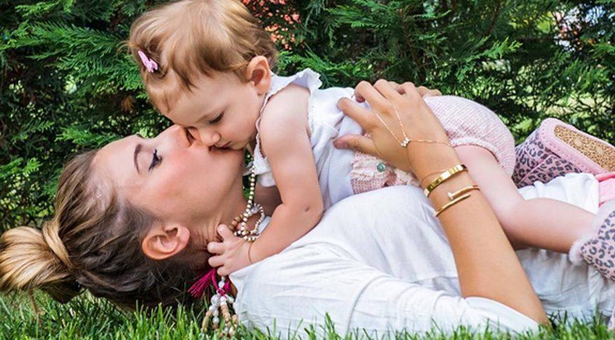 Şeyma Subaşı kızı Melisa'nın doğum gününü kutladı