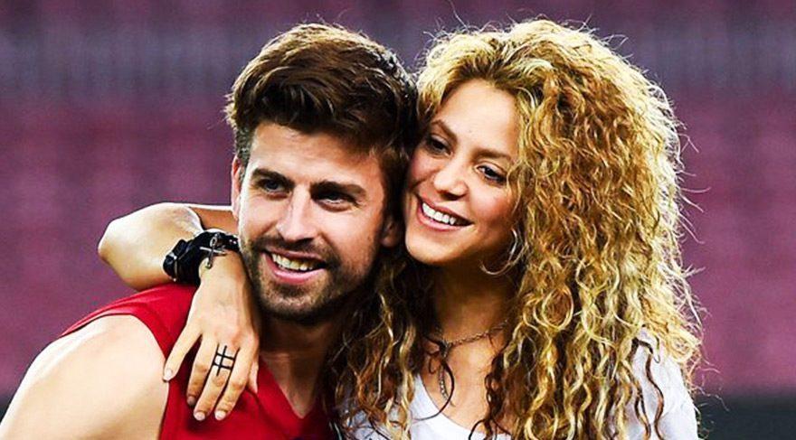 Pique'den Shakira itirafı
