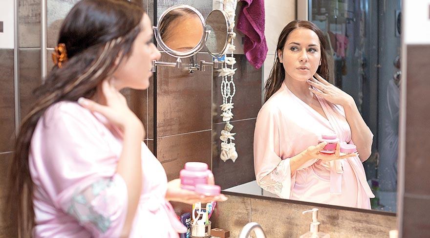 Hamilelikte kozmetik ürün kullanımına