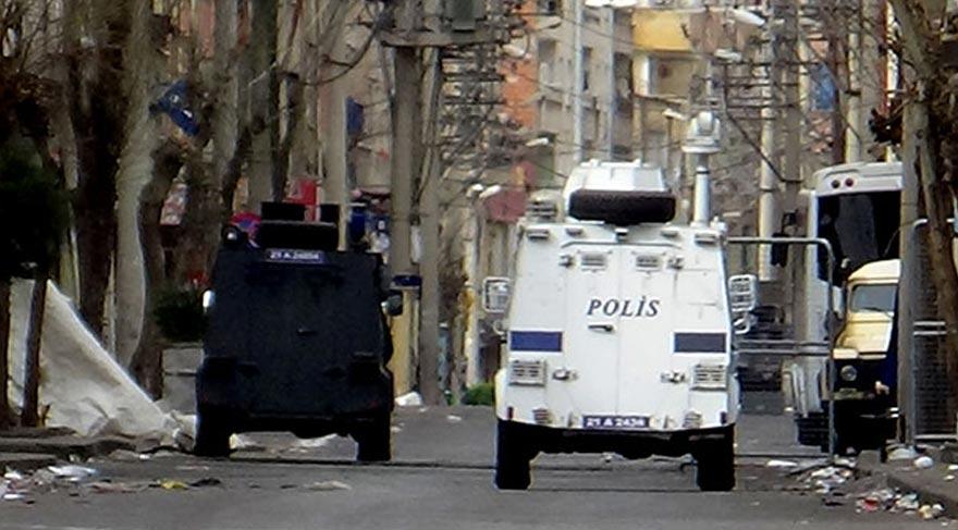 Diyarbakır'ın 5 ilçesinde sokağa çıkma yasağı