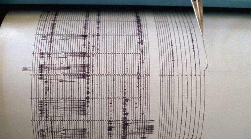 Son depremler: Manisa'da 4.9 büyüklüğünde deprem
