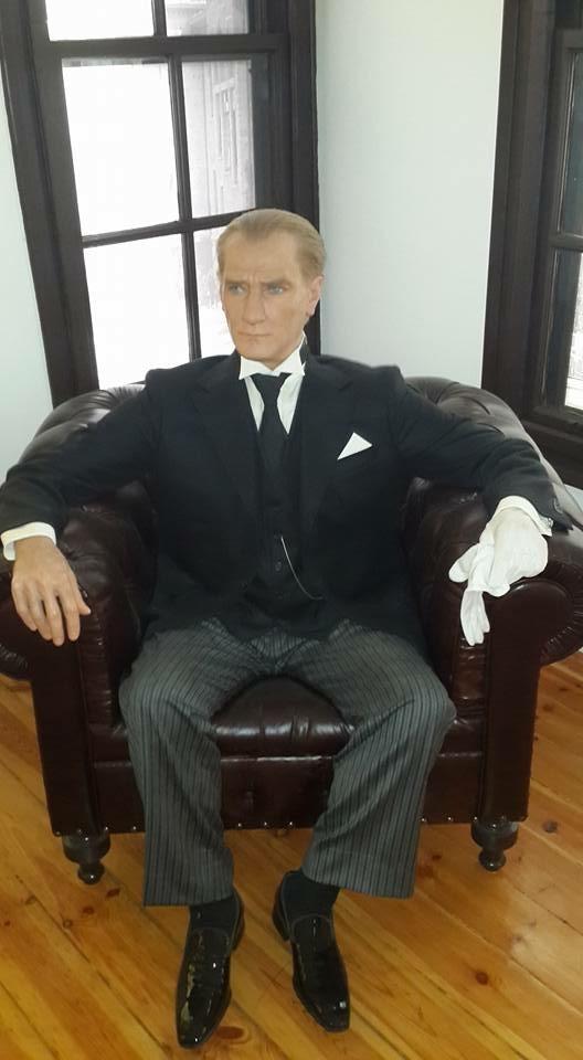 Evin son hali  Cevaplanamayan soru; Atatürk'ün eşyalarına ne oldu? son hali 1 1