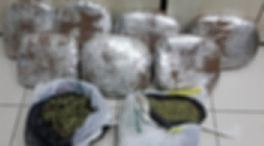 İzmir'de uyuşturucu operasyonu: 8 gözaltı