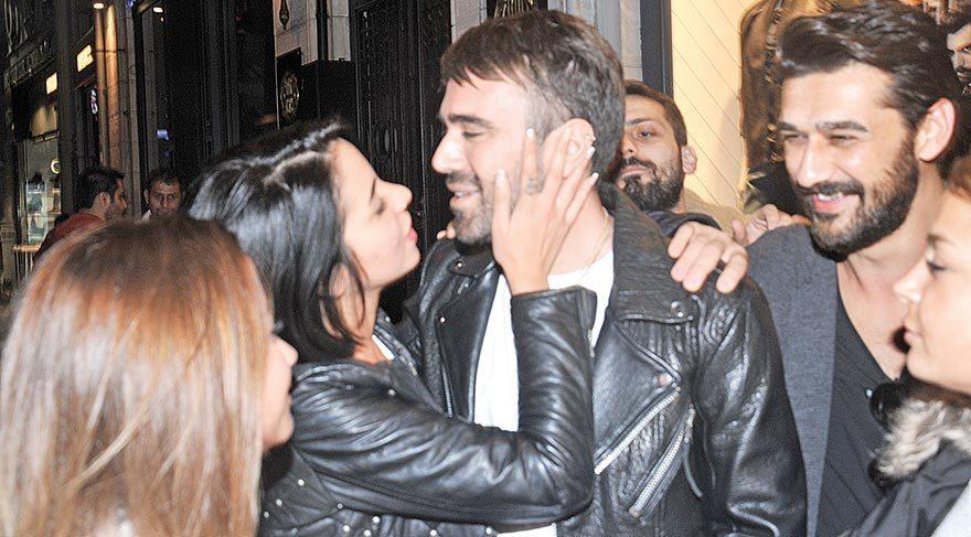 Öpücem öpücem dedim sana