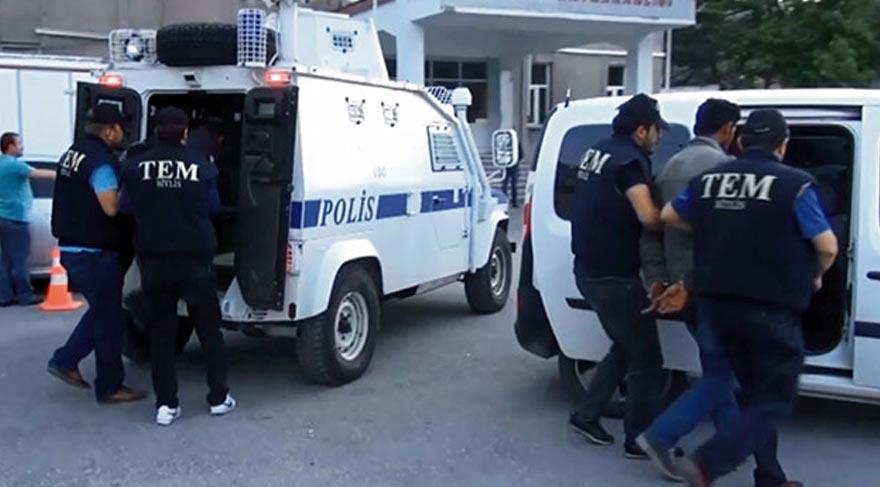 TEM Polisi'nden IŞİD operasyonu!