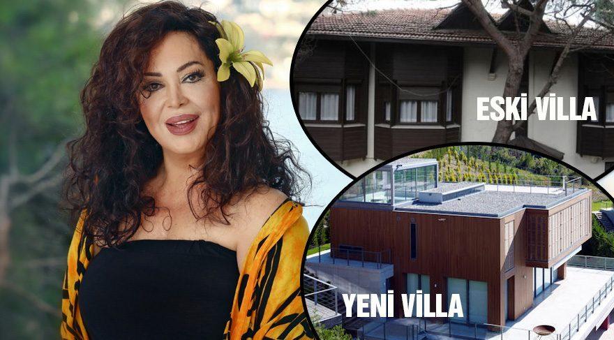 Sultan Boğaz'daki evini sattı, Çubuklu Vadi'de villa aldı