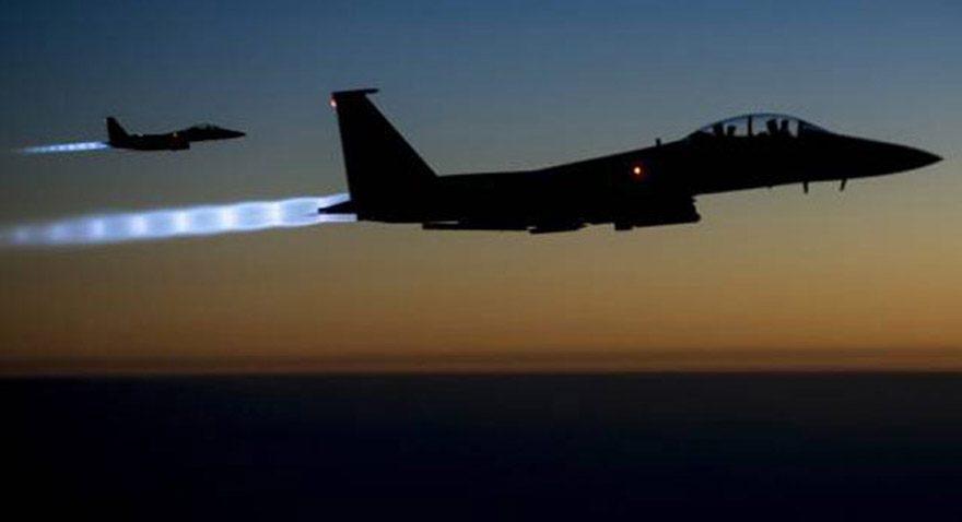 Savaş uçakları Lice'de 5 hedefi imha etti