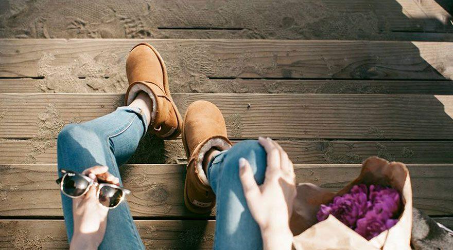 Efsane botlar artık Alexa Chung'a emanet