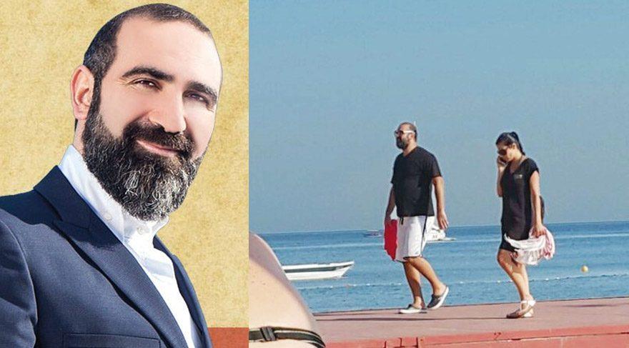 Allah De Ötesini Bırak kitabının yazarı Uğur Koşar ve eşi Gülşen Koşar canlı yayında karşılaştı