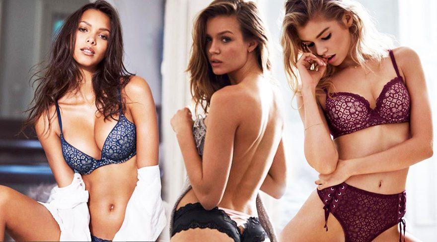 Victoria's Secret modelleri defileye nasıl hazırlanıyor?