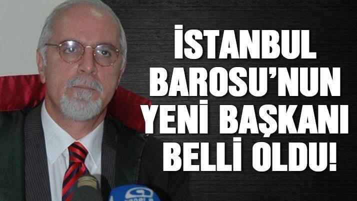 İstanbul Barosu seçim sonuçları belli oldu- Mehmet Durakoğlu yeni başkan!
