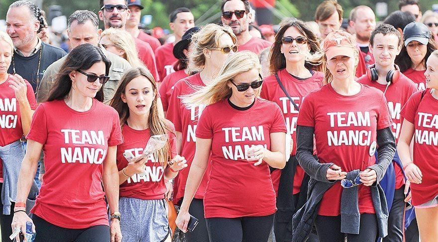 ALS hastaları için yürüdüler