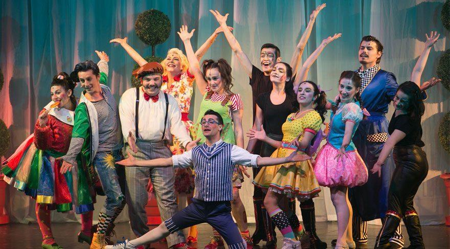 Zorlu Çocuk Tiyatrosu perdelerini açıyor