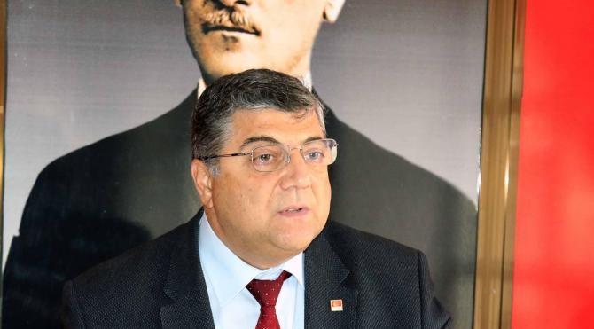 CHP'li Sındır: Milli güvenlik sorunu haline gelen AKP iktidarıdır