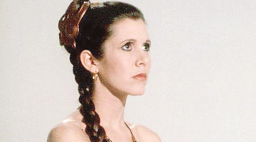 Prenses Leia'dan yeni kitap