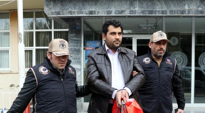 Samsun'da, FETÖ'nün 'jandarma il imamı' adliyeye sevk edildi