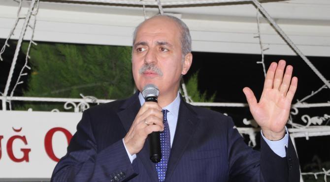 Kurtulmuş: Türkiye'de başkanlık sistemine geçişin denemesini yapıyoruz (3)
