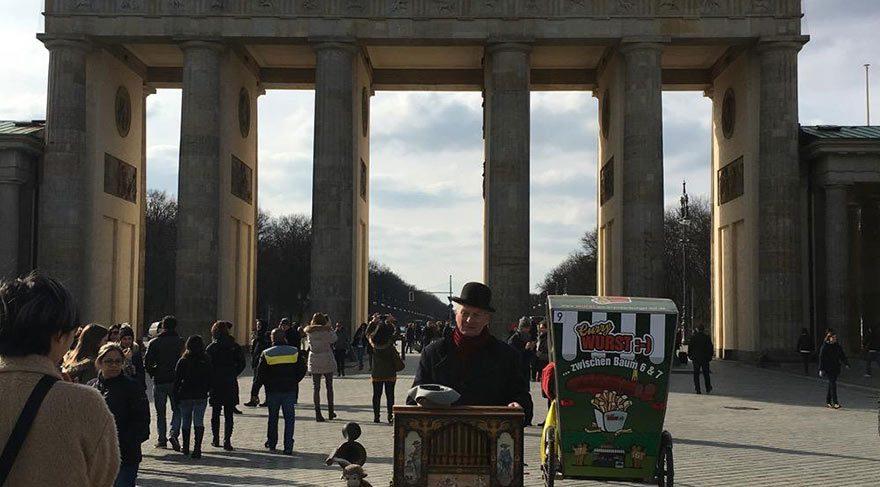 Avrupa'nın bohem yüzü Berlin