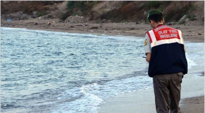 TIME: DHA Muhabiri Nilüfer Demir'in Alan Kurdi ı tüm zamanların en etkili 100'ü arasında