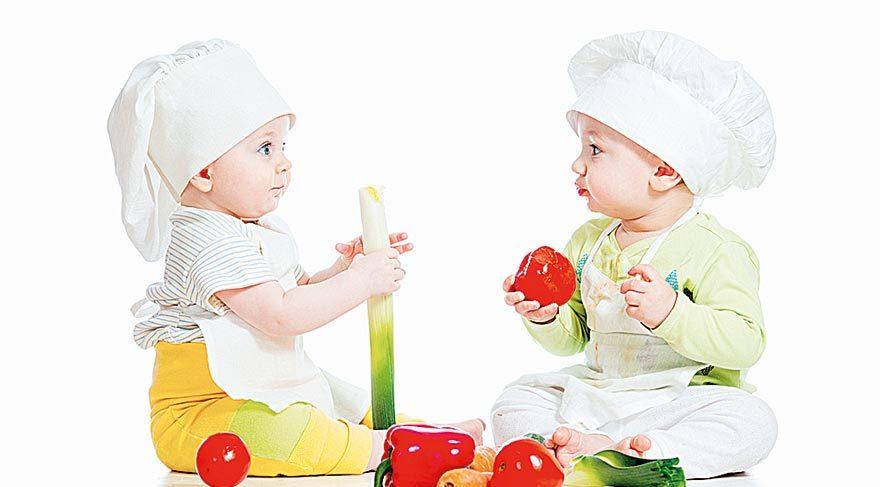 Çocuklar için 10 etkili beslenme tüyosu