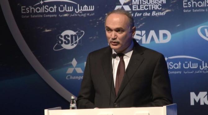 Bakan Özlü ' Artık bir uydu filomuz olacak'