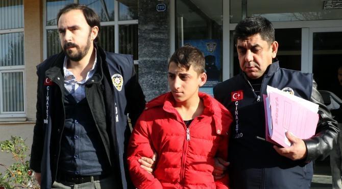 Pompalı tüfekle 2 kişiyi yaralayan şüpheli tutuklandı