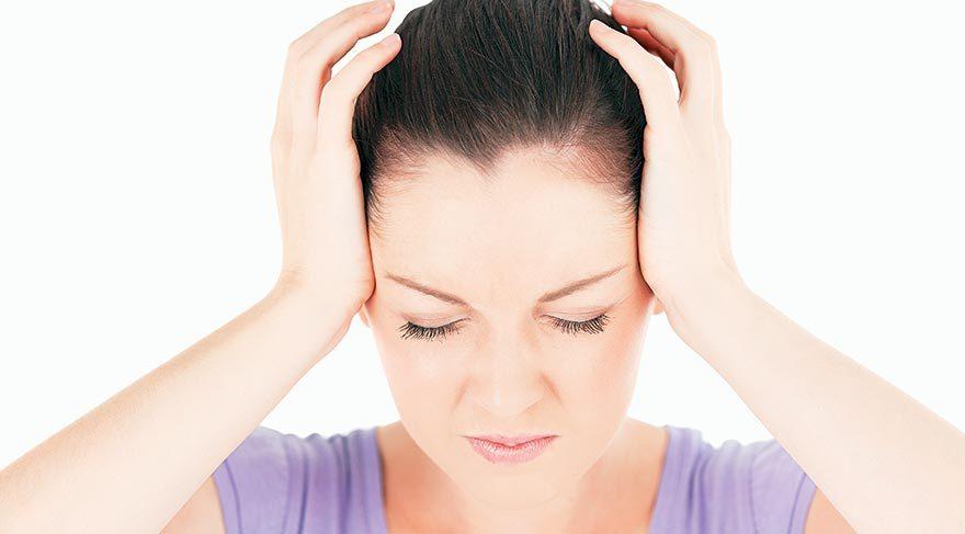 Baş ağrısına dikkat