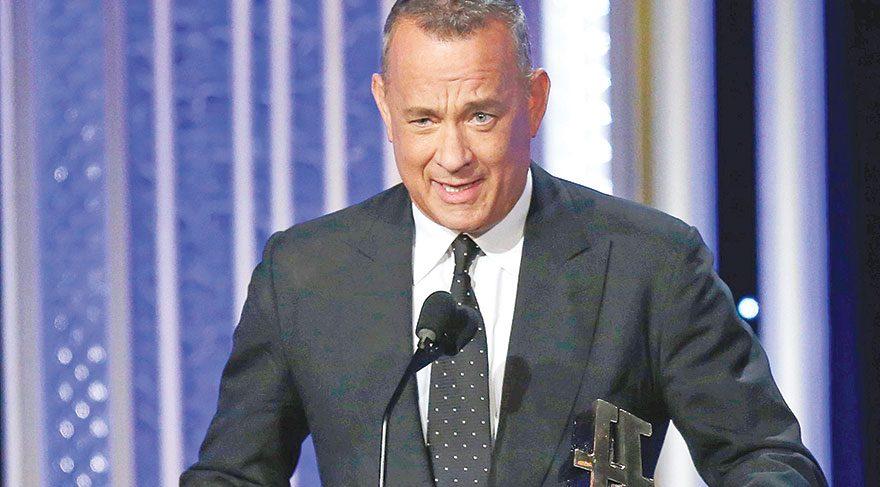 Tom Hanks: 'Clint aktörleri at sanıyor'