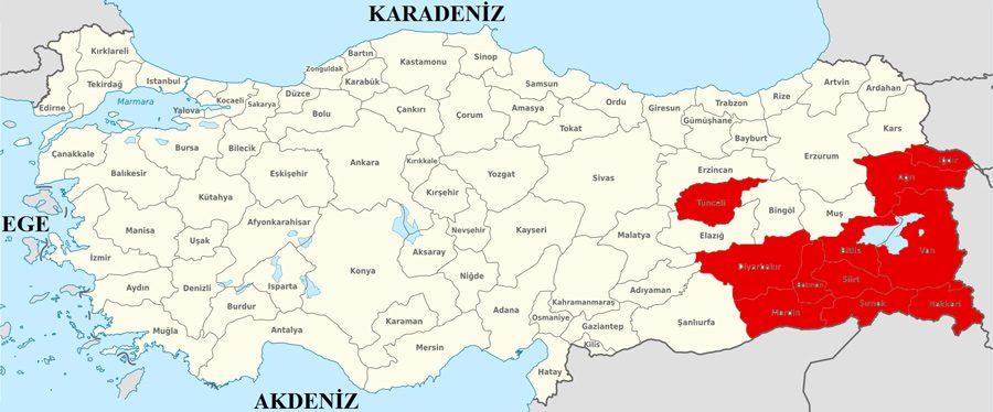 Şu anda sadece 3 il belediyesinde HDP/DBP'li başkanlar var.