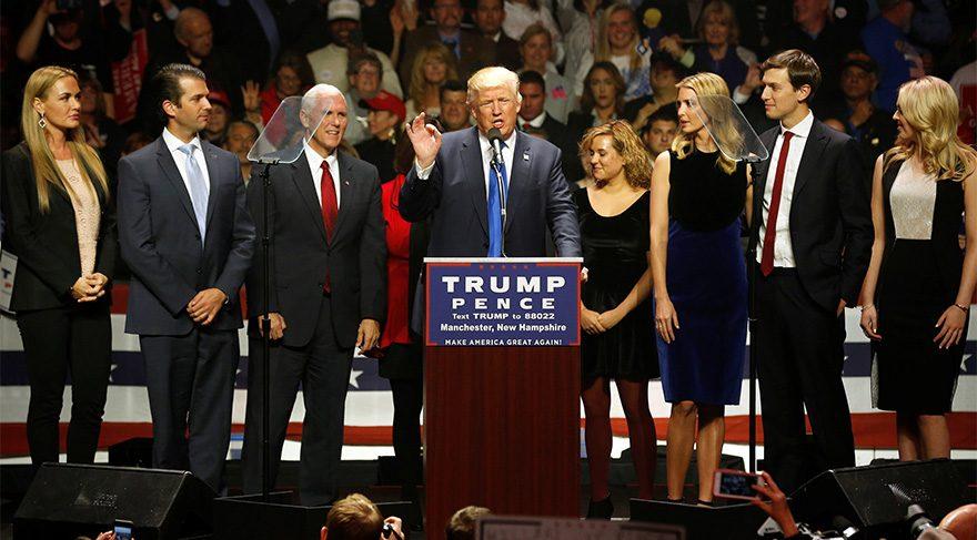 Amerikan Seçimleri 2016: İşte Cumhuriyetçi Donald Trump'ın maceraları